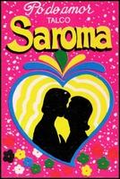 Ritueel poeder 'Saramanda do Amor' van het merk Saroma.