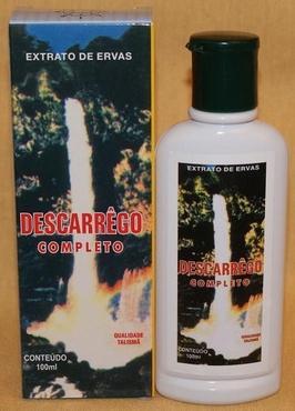 Magnetisch Parfumbad 'Descarrêgo'.