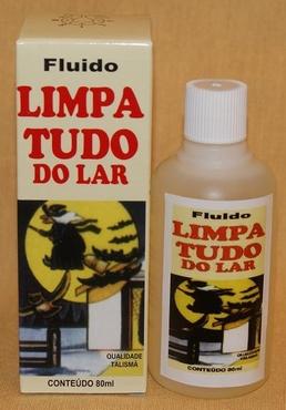 Magnetisch Parfumbad 'Limpa Tudo do Lar'.