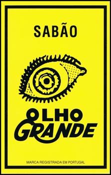 Rituele zeep 'Ôlho Grande` van het merk Talismã.