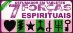 Tabletwierook '7 Forças Espirituais' van het merk Talismã.