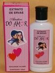 Magnetisch Parfumbad 'Atrativo do Amor'.