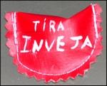 Rituele behandeling met talisman 'Patuá Tira Inveja'
